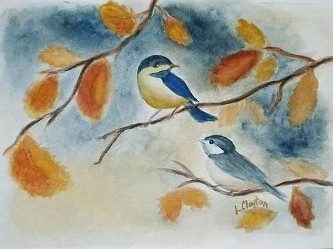 Songbirds by Lynette Clayton
