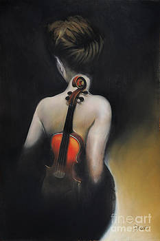 Songs From the Red Violin by Steven  Nakamura