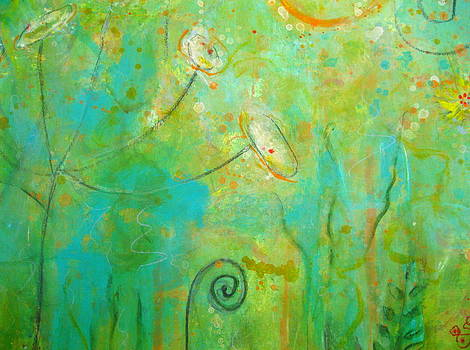 Songs to the Earth In Delight by Bonnie Bardos