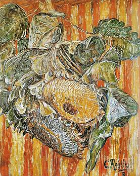 Roberto Prusso - Sonnenblumen