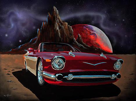 Sonny's Ride by Richard Mordecki