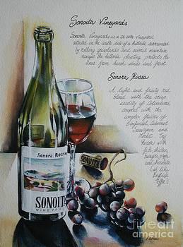 Sonoita Vineyards by Alessandra Andrisani