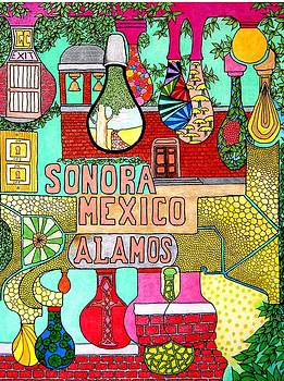 Sonora Lights 01 by Gregory Carrico