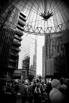 Sony Building by Yvonne Gallagher