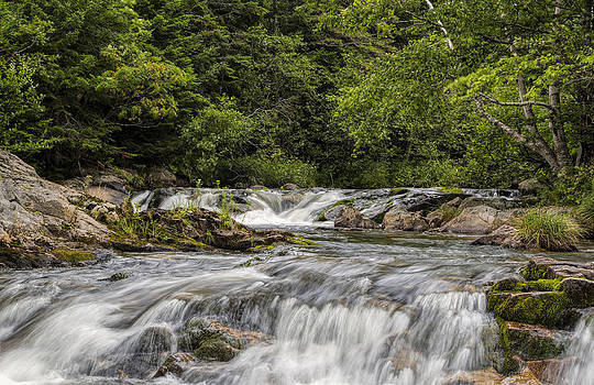 Soothing Waters by Gary Smith
