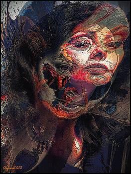 Sophia Loren by Orfeu De SantaTeresa