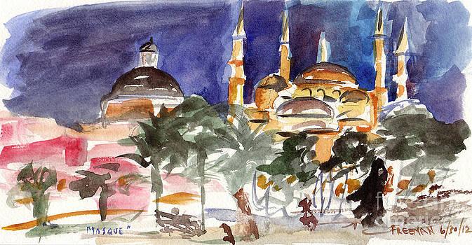 Valerie Freeman - Sophia Mosque