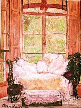 Sophia's Sofa by Helena Bebirian
