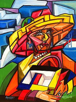 Sophisticated by Ruben Archuleta - Art Gallery