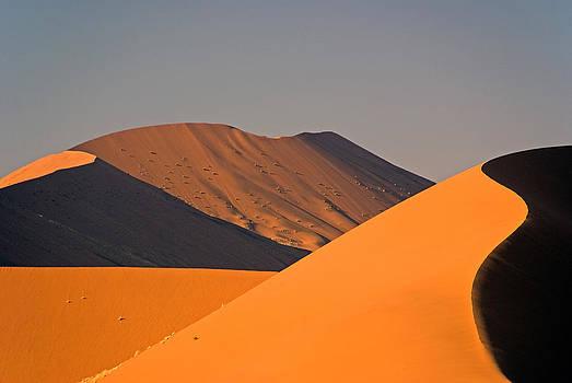 Dennis Cox - Sossusvlei dune 1