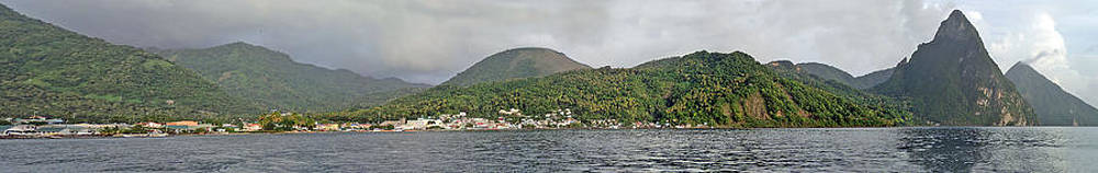 Jeff Brunton - Soufriere St Lucia Pan 3