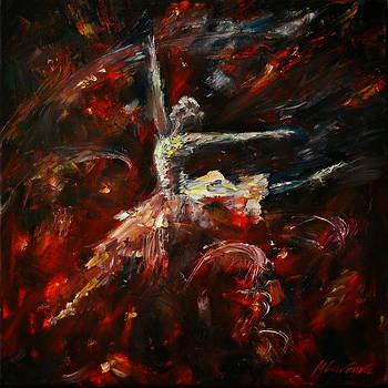 Soul fly by Marina Lavrova
