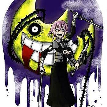 #souleater #crona #digitalart #cool by Kelli Donnelly