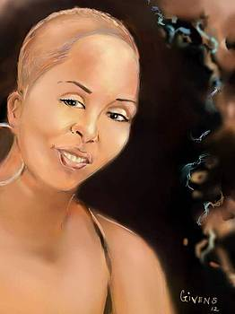 Soulful Diva Revised by Mark Givens