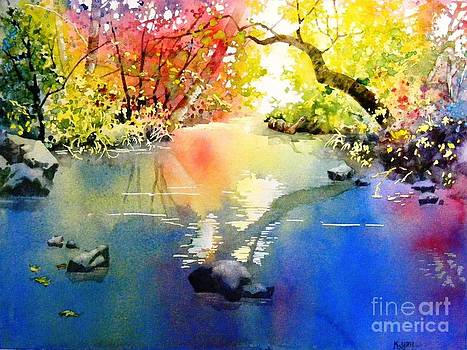 Celine  K Yong - Sound of Calmness