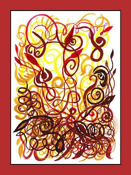Irina Sztukowski - Sounds Of Color Doodle 3
