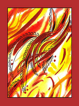 Irina Sztukowski - Sounds Of Color Doodle 5