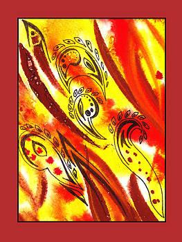 Irina Sztukowski - Sounds Of Color Doodle 6