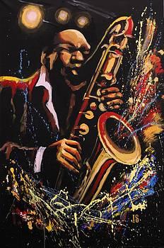 Sounds of Jazz by Irina Sergeyeva