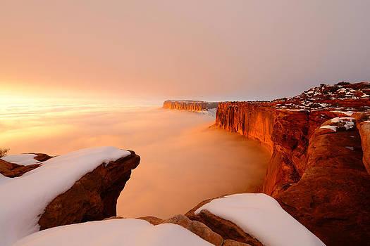 Dustin  LeFevre - Grand View in Fog
