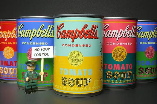 Soup Nazi by Tony Sullivan