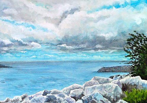 South Bay Mouth by Kathy Dolan