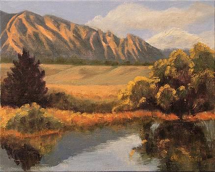 Ruth Soller - South Boulder Creek