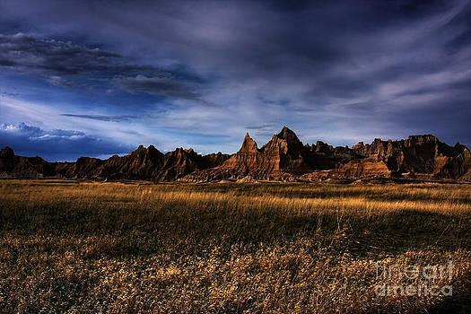 Wayne Moran - South Dakota Badlands - The Landscape