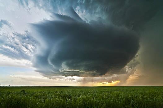 South Dakota Spaceship by Evan Ludes
