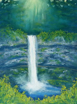 South Falls by Rebecca Prough