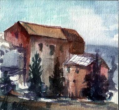 South by Mikhail Savchenko