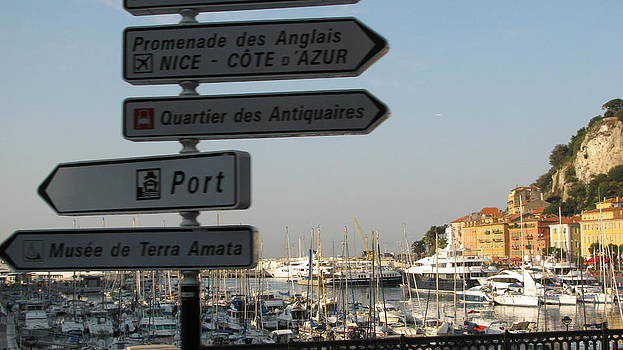 South of France  by Suzy  Godefroy