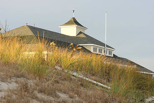 South Pavillion Narragansett RI by Gail Maloney