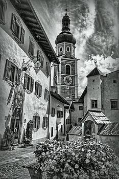 South Tyrol B/W by Hanny Heim