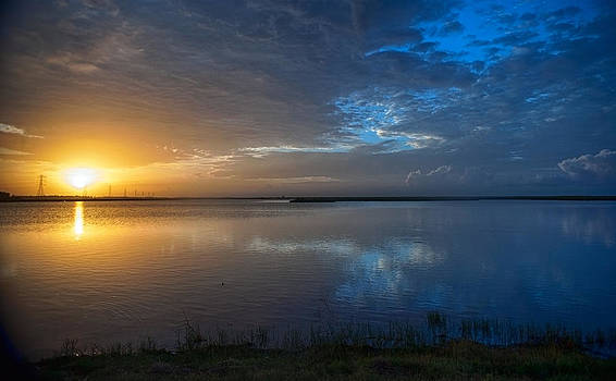 Southeast Texas Sunrise by Tammy Smith