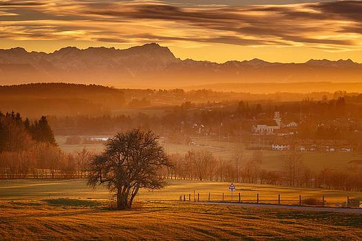 Southern Bavaria by Bjoern Kindler