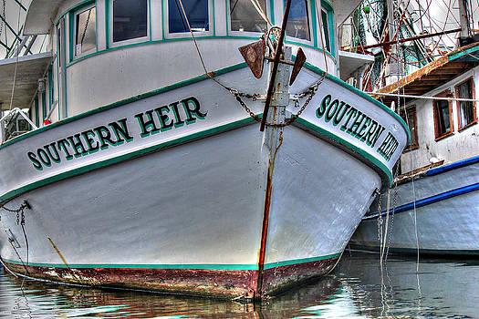 Southern Heir by Lynn Jordan