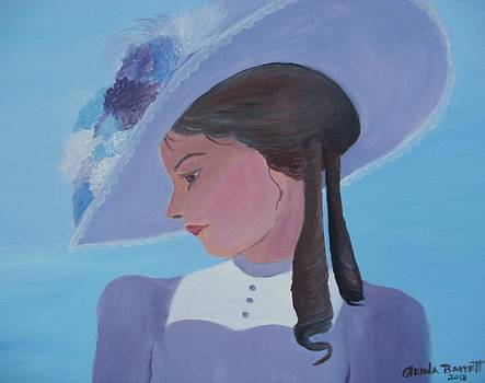 Southern Lady by Glenda Barrett