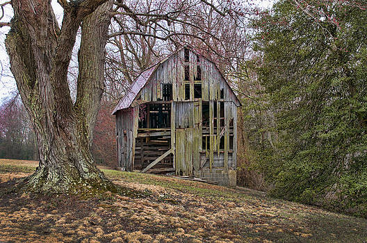 Southern Maryland Barn by Lori Hutchison