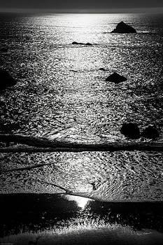 Mick Anderson - Southern Oregon Coast Monochrome