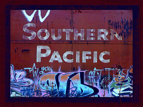 Donna Blackhall - Southern Pacific