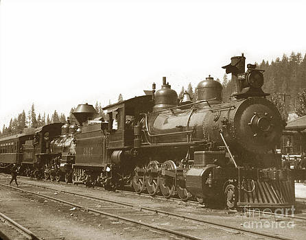 California Views Mr Pat Hathaway Archives - Southern Pacific Steam Locomotives No. 2847 2-8-0 1901