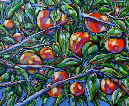 Southern Peaches by Tami Curtis