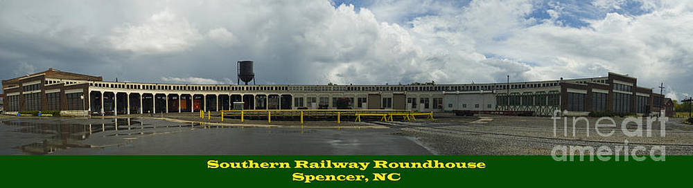 Tim Mulina - Southern Railway Roundhouse