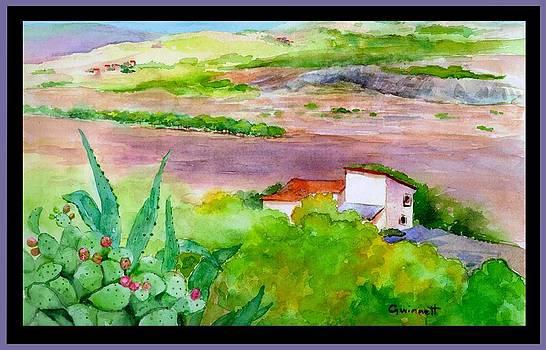 Kathleen  Gwinnett - Southern Sicily