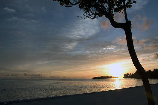 Southern sunset by Naushad  Waheed