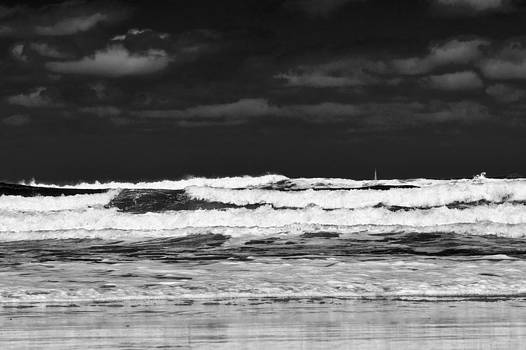 Southern Surf by Yves Pelletier