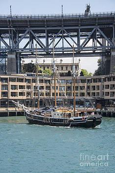 Bob Phillips - Southern Swan Tall Ship