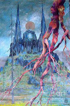 Southwest Art Posters Santa Fe New Mexico by Alberto Thirion
