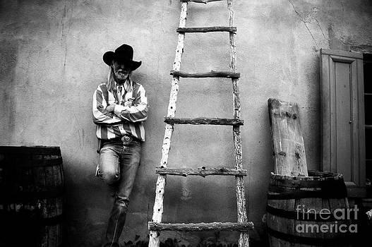 Southwest Cowboy by Kimberly Nickoson